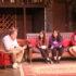 Alumnus Turteltaub interviewed, speaks to theater students